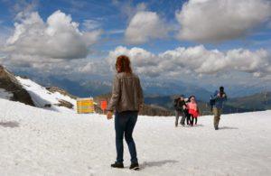 Nesigurni koraci po snegu u avgustu